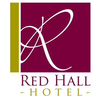red hall hotel logo